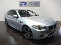 2012 12 BMW 5 SERIES 4.4 M5 4D AUTO 553 BHP