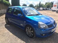 Renault Clio Sport 182 12 months mot full service history clean fast car starts runs drives a1 L@@K
