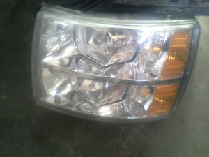Left side headlight for 2007-2012 Chev truck