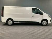 2018 Vauxhall Vivaro 1.6 L2H1 2900 SPORTIVE CDTI PANEL VAN Diesel Manual