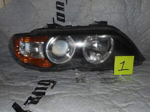 right head light for X5 2006