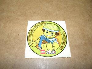 Collant Lego - Official Lego Club Member! Lego Club (1998) - 3$