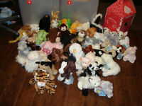 We have 42 Webkinz collected.