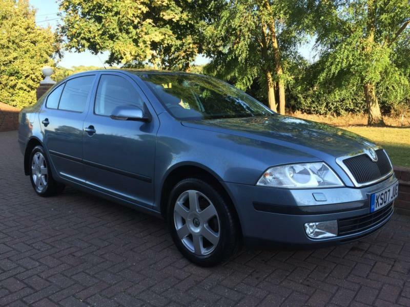 skoda octavia 1 9 tdi pd elegance dsg auto 5dr 2007 07 in swanley kent gumtree. Black Bedroom Furniture Sets. Home Design Ideas
