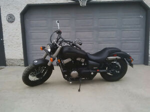 2013 HONDA Shadow Phantom VT750 Black