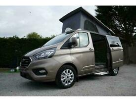 Ford Transit Custom Auto Camper Pop Top Day Van 170ps Euro 6 Camper
