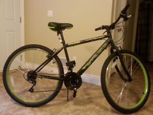 Evolution Mountain Bike