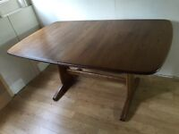 Ercol extending table delivery poss