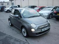 2013 Fiat 500 1.2 ( 69bhp ) ( s/s ) LOUNGE Finance Available