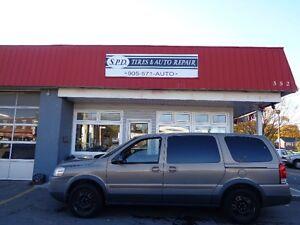 2006 Pontiac Montana w/1SA Minivan, Van