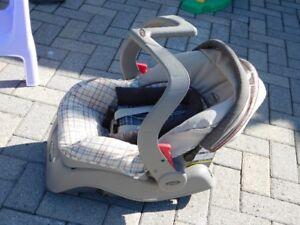 Siège de transport pour bébé, amovible pour auto