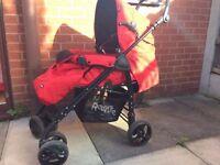 Red Kite Baby Puch Chair/Pram