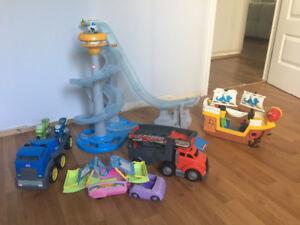 Camion jouet pour enfants