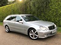 Mercedes-Benz C220 2.1TD auto CDI Avantgarde Estate SE [2005-05]