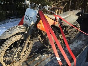 Baja 125cc Dirt bike
