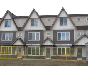 Fireside View Cochrane Condo Townhouse for Rent