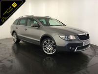 2013 SKODA SUPERB OUTDOOR TDI 4X4 ESTATE 1 OWNER SERVICE HISTORY FINANCE