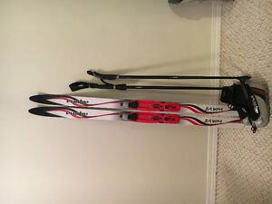 Kids cross country ski package