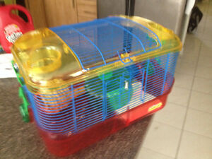 Low Low Priced Hamster / Rat / Dog Cages and Carriers