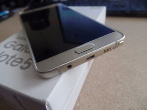 SELLING 9.5/10 CONDITION GOLD NOTE 5 32GB Kitchener / Waterloo Kitchener Area image 2