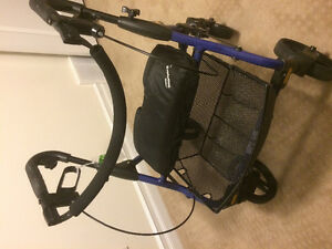 Walker with wheels mint condition just purchased
