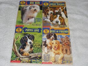 PUPPY PATROL - CHAPTERBOOKS - NICE SELECTION!