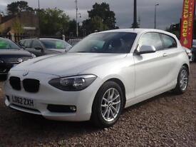 2012 BMW 1 Series 1.6 116d EfficientDynamics Sports Hatch 3dr