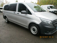 Mercedes-Benz VITO 114 BLUETEC TOURER P