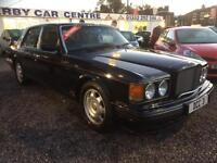 1996 BENTLEY TURBO R AUTO LOW MILEAGE SERV HIST FAMOUS OWNER