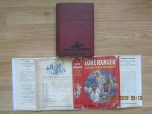 THE LONE RANGER and the GOLD ROBBERY - 1939