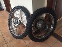 Motocross wheels mx wheels