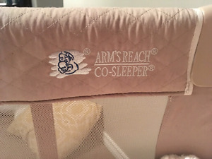 Arms Reach Baby Co sleeper