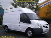 2009/ 09 Ford Transit 115ps T350m High roof [ Mobile Workshop&Invertor ] van Rwd