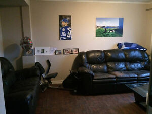 Beautiful fully fenced walkout basement apartment St. John's Newfoundland image 6