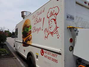 Food Truck for sale for best offer