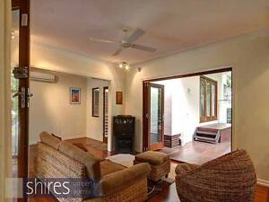 COOL Rainforest Retreat/House - Master Bedroom St Lucia Brisbane South West Preview