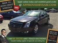 "Cadillac CTS - TEXT ""AUTO LOAN"" TO 519 567 3020"