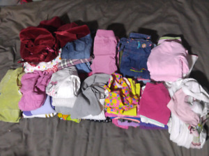 Huge lot for girls size 2