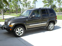 2005 Jeep Liberty Limited SUV, Crossover (3.7L V-6)