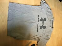 Mens Under Armour Heat Gear XL Loose T-shirt - New & Unused