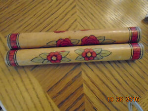 Painted Music Sticks