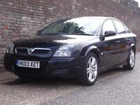 Vauxhall/Opel Vectra 2.2DTi Diesel 16v auto SRi 2003(03) 5 Door Hatchback