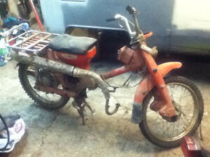 Honda Ct200 Cub Parts , some fit early Ct 90 to 1969 .