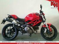 Ducati Monster 796 Red 2013 Termignoni Carbon Exhaust - Service, MOT and Warra