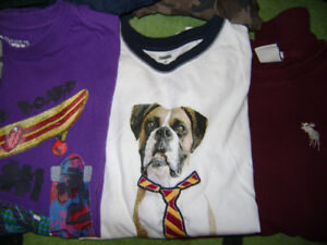 Boy's size 12-14 lot of clothes / Vêtements garçon 12-14 ans