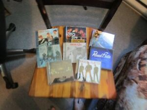 RASCAL FLATTS - 8 Compact Disc Collection for $15.00