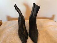 Faith solo women's black boots