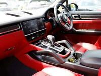 2018 Porsche CAYENNE ESTATE S 5dr Tiptronic S SUV Petrol Automatic