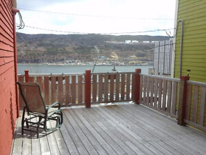 Downtown Two Bedroom House - Harbour View - Utilities Included