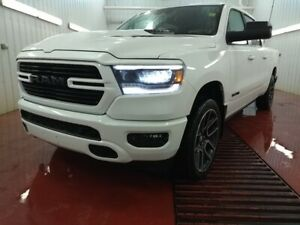 2019 Ram 1500 Sport  - HEMI V8 - Leather Seats - $190.30 /Wk